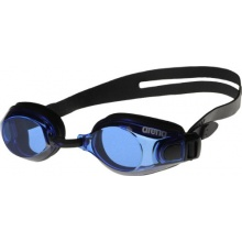 Arena Schwimmbrille Zoom X-Fit, Black- Blue, One size Bild 1