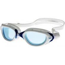 Zoggs Schwimmbrille Predator Flex Blaue Linse Bild 1