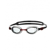 Speedo Schwimmbrille Aquapure, Red/Smoke, One size Bild 1