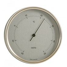 Delite ApS Clausen Druckmesser Thermometer Bild 1