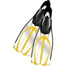 cressi Schnorchel Flossen pluma, gelb, 37/38 Bild 1