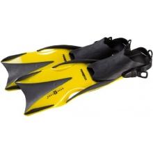AQUA LUNG Schwimmflossen Powerflex, gelb,37-40  Bild 1