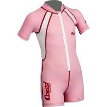 Cressi Mädchen Kinder Neoprenanzug, Pink, XL, DG001104 Bild 1