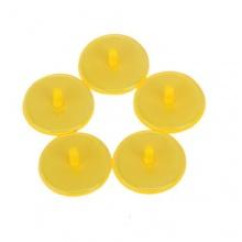 Generic runder, gelber Ballmarkierer Bild 1
