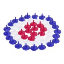 Generic gemischte Farben Ballmarkierer Bild 1