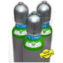10 Liter 200 bar Pressluftflasche aus Europa Bild 1