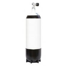 Polaris Pressluftflasche 15 L + Monoventil + Fuß  Bild 1