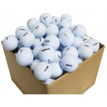 Second Chance VAL-100-BOX-WILS Golfbälle Bild 1