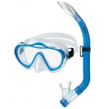 Mares Schnorchelset SHARKY für Kinder (blau) Bild 1
