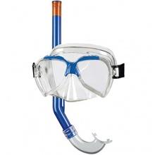 Beco Schnorchel- und Masken-Set Blau Bild 1