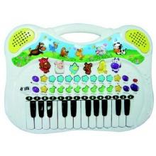 DJ Toys Kinder Keyboard Bild 1