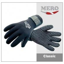 Mero - 4,5 mm - 5-Finger Tauchhandschuhe mit Klett, S Bild 1