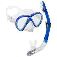 Head by Mares Marlin Mask Dry Snorkel Set,Tauchmaske  Bild 1