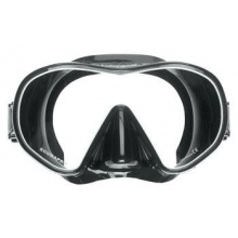 Scubapro Maske Solo Tauchmaske schwarz Bild 1