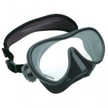 Oceanic SHADOW LIQUID Silikon Tauchmaske (schwarz) Bild 1