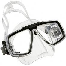 Technisub - LOOK Tauchmaske, transparent-schwarz Bild 1