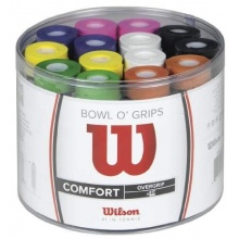 Wilson Overgrip Bowl 50er,Griffbänder Tennisschläger Bild 1