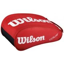 Wilson Tennisschläger Hülle Tour Shoe Bag, 38x23x17cm Bild 1