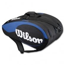 Wilson Tennisschläger Hülle Match Pack Bag,74x27x32cm Bild 1
