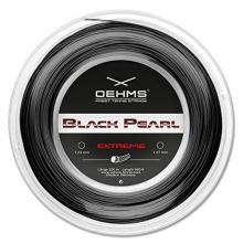 OEHMS Black Pearl,200m,1.23 mm,Tennisschläger Saiten Bild 1