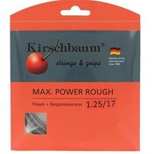 Kirschbaum Max Power Rough, Tennisschläger Saite, 12 m Bild 1