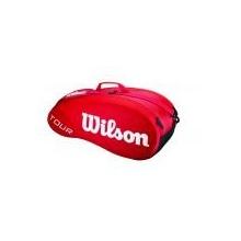 Wilson Tennis Schlägertasche Tour Molded Racketbag 6er Bild 1