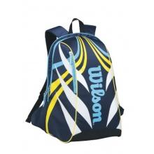 Wilson Tennis Schlägertasche Topspin Backpack, Blue Bild 1