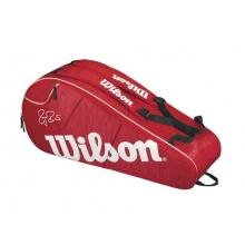 Wilson Tennis Schlägertasche Federer Team 6 Pack Bag Bild 1