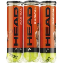 Head Radical Tennisball (3 x 4 Stück) Bild 1