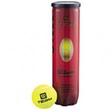 Wilson Team W Practice Tennisbälle 4er Dose Bild 1