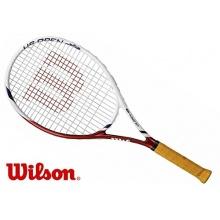 Wilson US Open - Tennisschläger besaitet - Griff L3 Bild 1