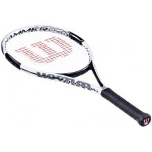 Wilson Herren Tennisschläger Hammer 6, weiß/schwarz Bild 1