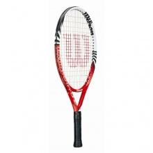 Wilson Tennisschläger Team 23, rot/schwarz/weiß Bild 1
