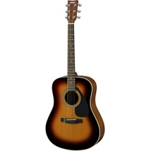 Yamaha F370DWTBS Tobacco Brown Sunburst - Akustik Westerngitarre Bild 1