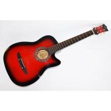 Westerngitarre von Kapok mit Cutaway Bild 1
