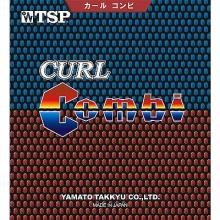 TSP Curl Combi Tischtennis-Belag, Tischtennis Bild 1