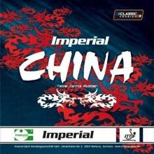 Imperial Tischtennis Belag China Classic, 2,0 mm, rot Bild 1