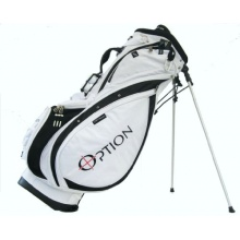 OPTION GOLF Stand Bag (Weiß) Bild 1