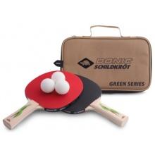 Donic-Schildkröt Tischtennis Set Green Im Carrybag Bild 1