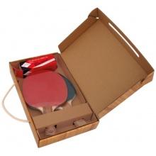 Donic-Schildkröt Tischtennis Set Retro Bild 1