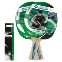 Donic-Schildkröt Tischtennis Set Ovtcharov 400 AVS Bild 1