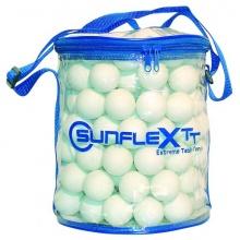 sunflex sport PVC Tischtennisbälle 144 Stück Bild 1