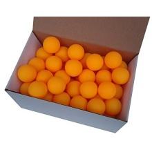 75 Tischtennisbälle 38mm o. Aufdruck,Der Sportler GmbH Bild 1