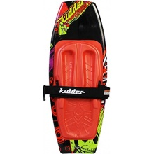 KIDDER Kneeboard Livewire, 132 cm, Compression Molded Bild 1