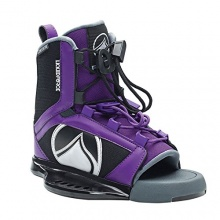 LIQUID FORCE PLUSH BINDING WOMENS WAKEBOARD EU 34-38 Bild 1