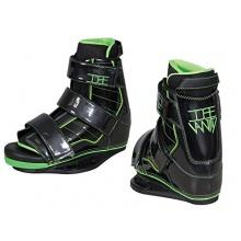 Jobe Schuhe Vanity 11/14 Green Wakeboard Bindung Bild 1
