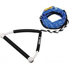 MESLE Wakeboardleine Rider 63 2-Loop blu, 19,2 m Bild 1