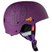 Mystic MK8 Multisport Wassersporthelm PURPLE Small Bild 1