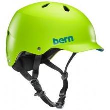 BERN WATTS H20 Wassersporthelm GREEN FS5 XXL,60,5-62cm Bild 1
