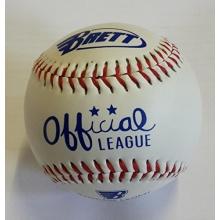 Brett Baseball Ball Official League Hart synthetic MLB Bild 1